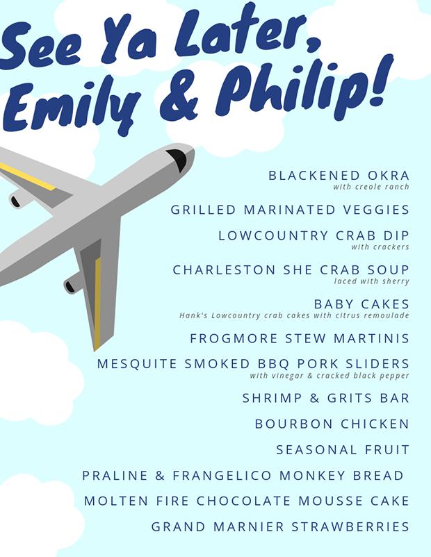 See Ya Later, Emily & Philip!