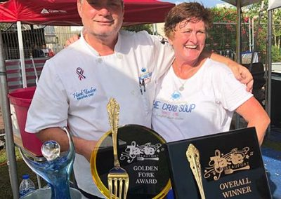 Hank & Wanda - Golden Fork Award Winner
